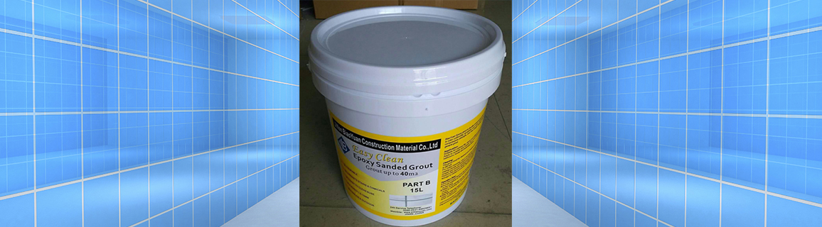 Waterproof Epoxy Grout ,Mosaic grout ,Epoxy sanded Grout