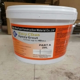 White Epoxy Grout for Mosaic