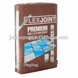 Cement Based General Waterproofing Interior or Exterior Tile Grout